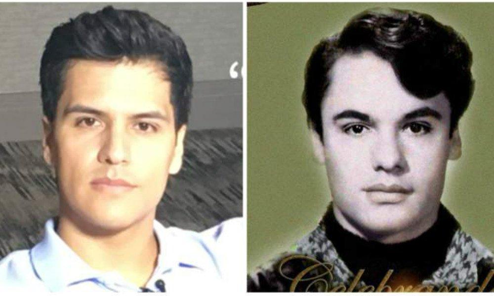 Pruebas de ADN confirman que Luis Alberto Aguilera es hijo de Juan Gabriel