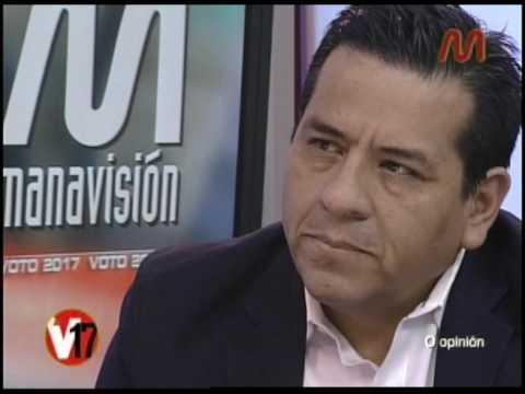 Alex Alcívar -  VOTO 2017 - 23 DE NOVIEMBRE DE 2016