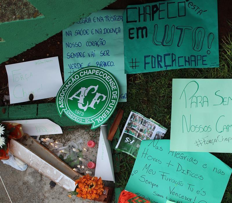 Se realizaron todo tipo de homenajes a las víctimas