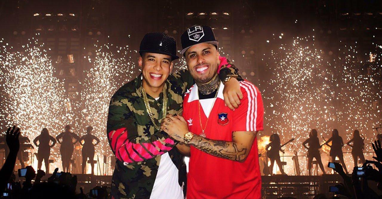 Daddy Yankee y Nicky Jam recuerdan sus inicios con la gira 'Los Cangris'