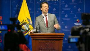 Ecuador ratifica disposición a acoger diálogos entre ELN y Gobierno Colombia