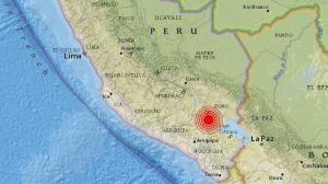 Un niño fallecido y 93 familias damnificadas deja sismo de 5,6 grados en Perú