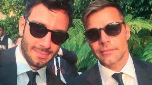 Ricky Martin ya se habría casado en secreto según varios medios