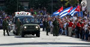 Adiós multitudinario a Fidel en Santiago, cuna de la Revolución[FOTOS]