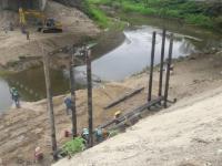MTOP invierte más  de 7 millones de  dólares en puente