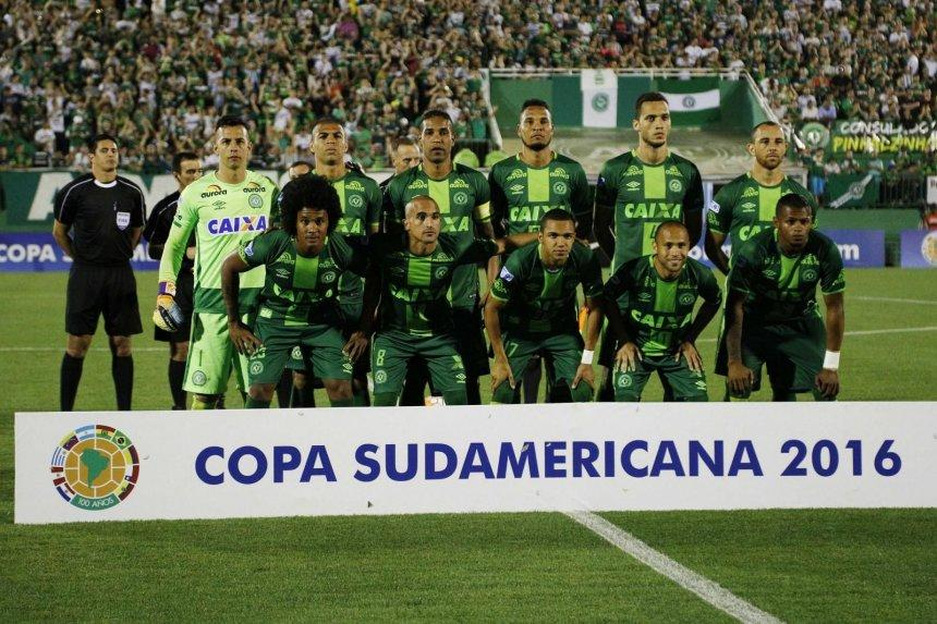 El club brasileño Chapecoense será declarado campeón, aseguran varios  medios