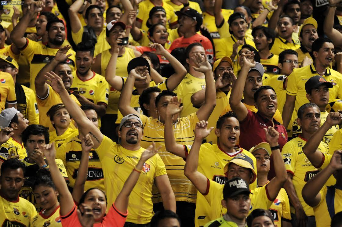 CAMPEÓN 2016: Barcelona SC es la mitad más uno
