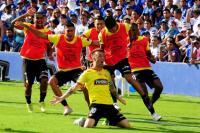 El 'Kitu' Díaz volvió para ser campeón