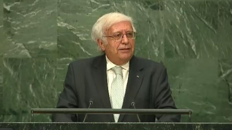 Israel protesta enérgicamente ante Ecuador por discurso de embajador en ONU
