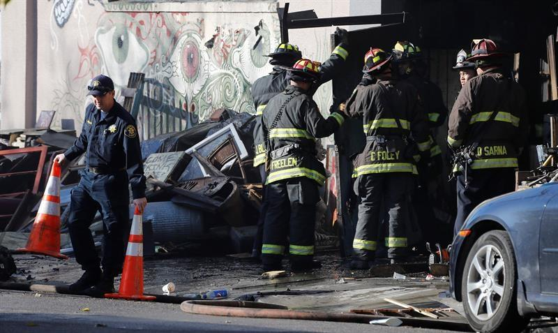 Ascienden a 24 los muertos por un incendio en un concierto en EE.UU.