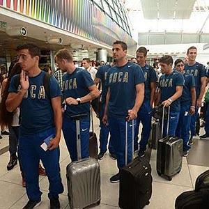 Boca Juniors viajará solo en aviones de línea tras accidente del Chapecoense