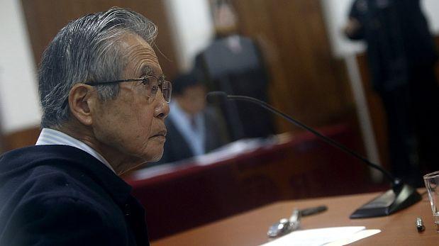 Alberto Fujimori fue trasladado a clínica por riesgo de isquemia cerebral