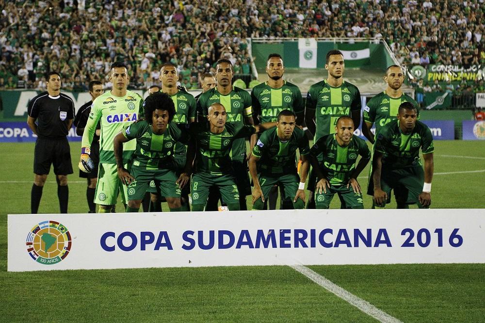 La Conmebol otorga el título de campeón de la Copa Sudamericana a Chapecoense