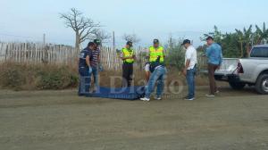 Hombre es asesinado con seis impactos de bala en Jaramijó