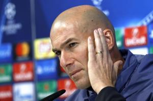 Zidane se cansa de la polémica con James: 'No quiero decir tonterías'