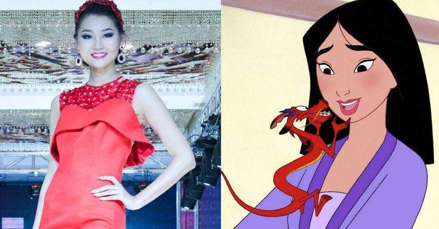 Miss Mongolia 2014 podría protagonizar la nueva versión de 'Mulán'