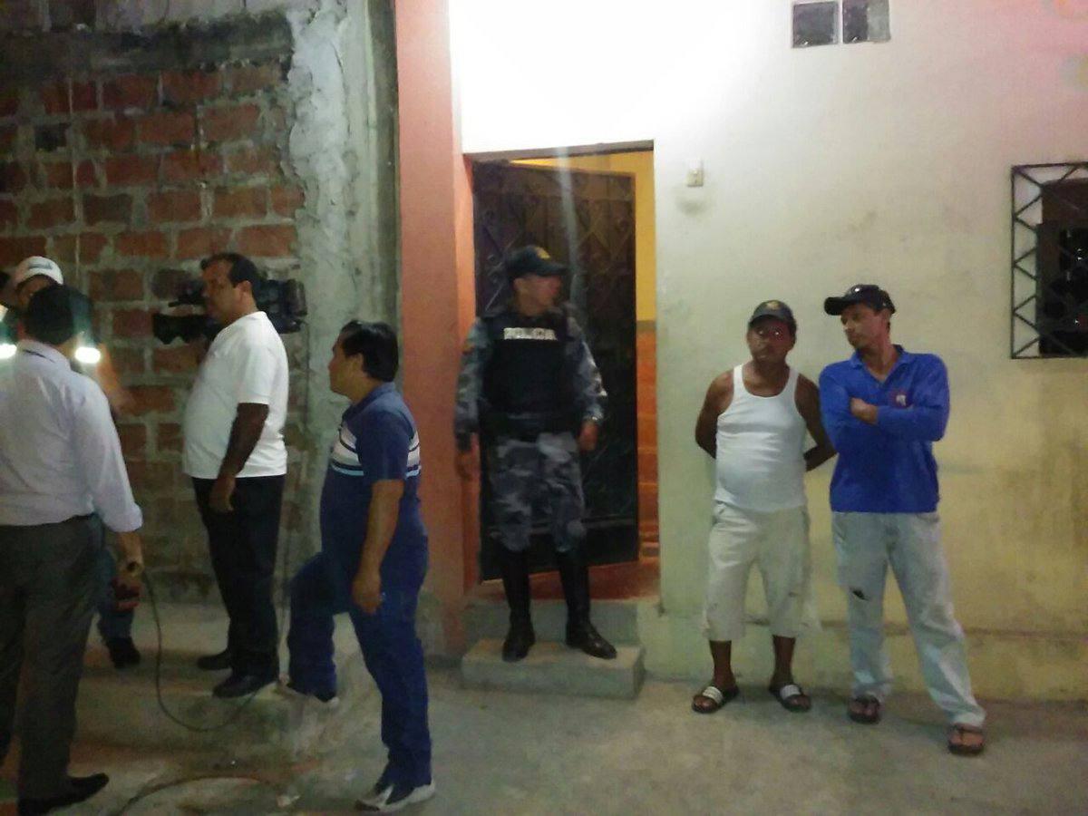 Una mujer y su hija de 6 años son atacadas con ácido en Guayaquil