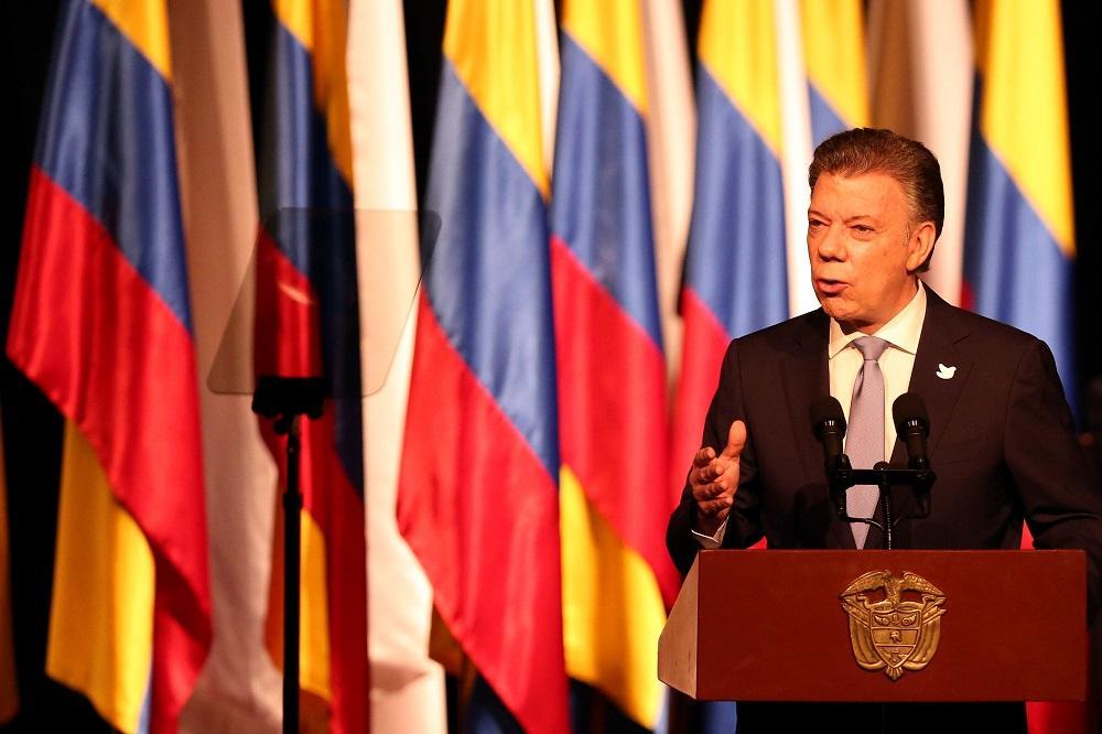 Juan Manuel Santos viaja el jueves a Noruega para recibir premio Nobel