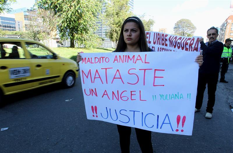 Trasladan a la cárcel La Picota al presunto asesino de niña colombiana