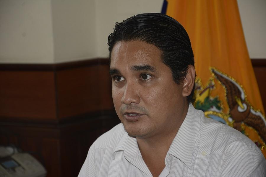 Xavier Santos es nombrado Gobernador de Manabí a través de Decreto Ejecutivo