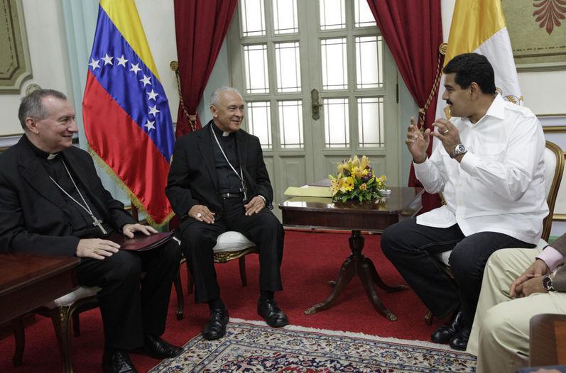 Vaticano pide a Venezuela que diálogo permita establecer calendario electoral