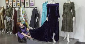 Subastarán 3 vestidos de Diana de Gales, uno de ellos por 63.600 dólares