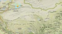 Fuerte sismo de 6,2 grados golpeó el oeste de China