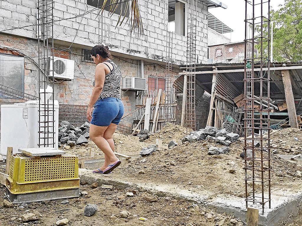 En el Jocay  también reclaman por casas