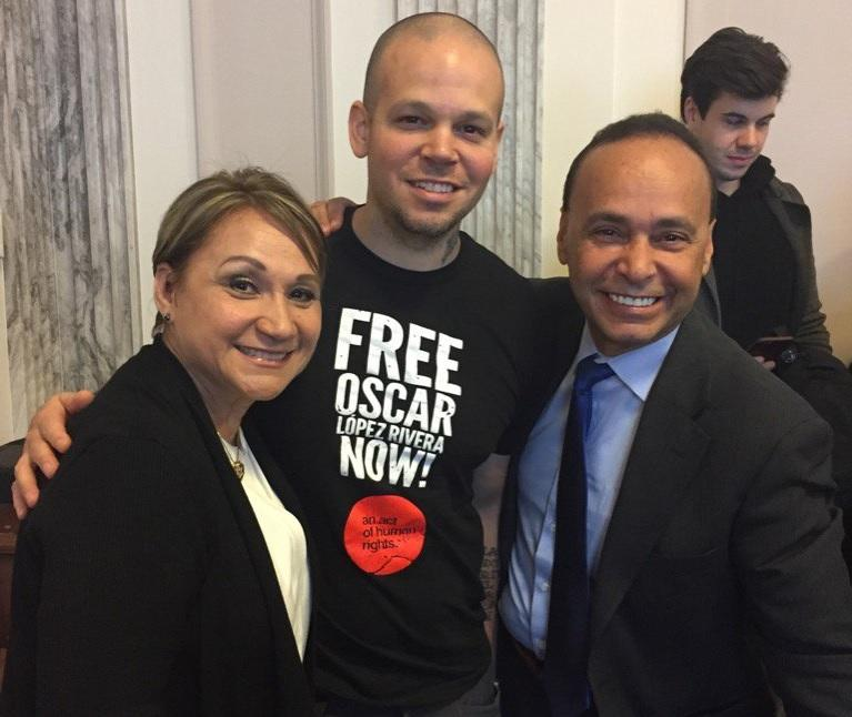 René Pérez de Calle 13 pide a Obama la liberación de Oscar López Rivera