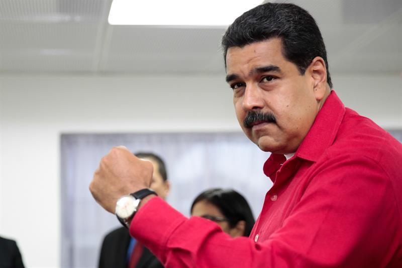Maduro convoca a 'poderosa movilización' para hacer un 'ensayo antigolpe'
