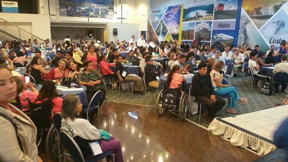 La Conferencia Internacional de Turismo Inclusivo se realiza en Manta