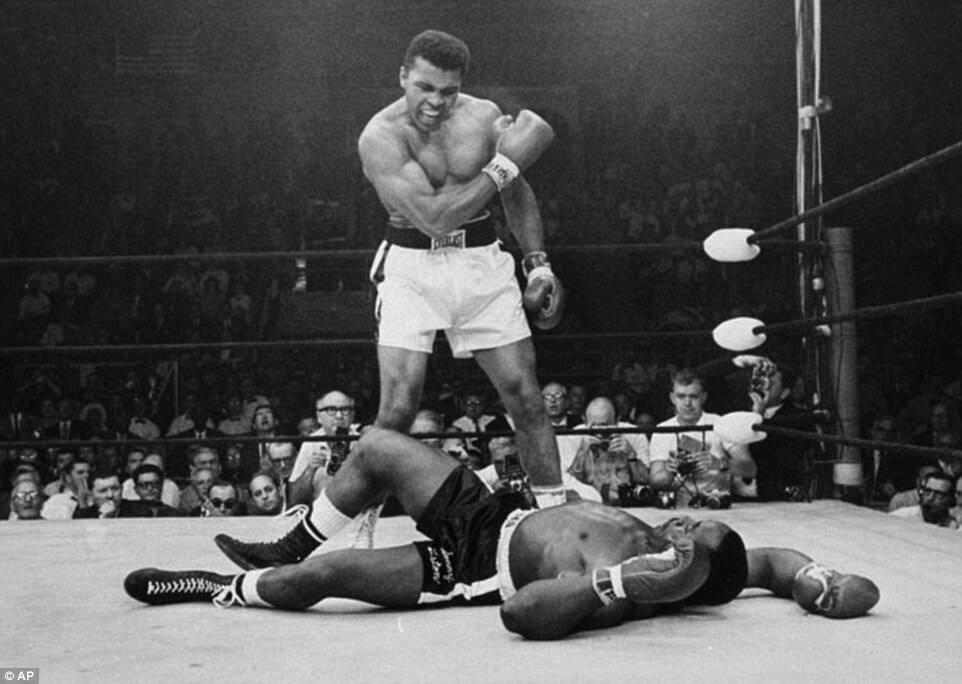 Muhammad Ali es reconocido como Boxeador del Año 1966, luego de 50 años de negación