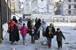 Uno de cada cuatro niños vive en países en conflicto, según Unicef