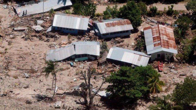 Terremoto de 7,8 grados destruye casas y deja miles de afectados en Islas Salomón
