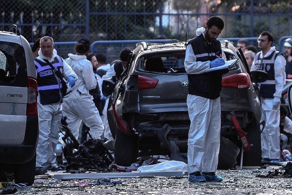 Al menos 20 heridos en una explosión ante el estadio del Besiktas en Estambul