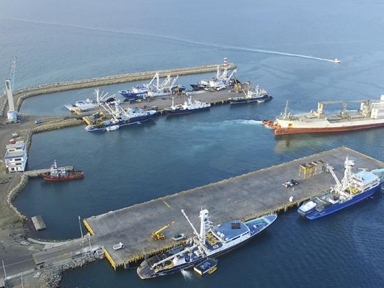Prometen 800 empleos en el puerto de manta el diario ecuador - Trabajo en el puerto ...