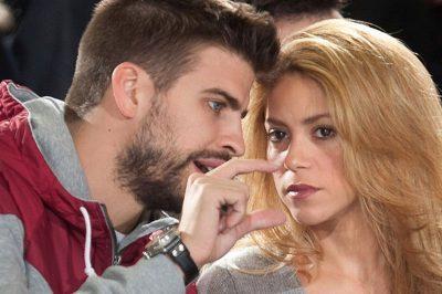 Shakira, la nueva víctima de las bromas de Piqué