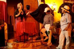 """""""Buscando a Santa"""", una comedia navideña para todos se presentará en Manta"""