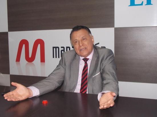 """Patricio Zuquilanda: """"Manabí debe ser una zona de desarrollo"""""""