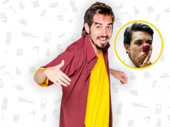 Víctor Aráuz junto a Álex Vizuete estrenarán un nuevo show, 'Inocentadas'