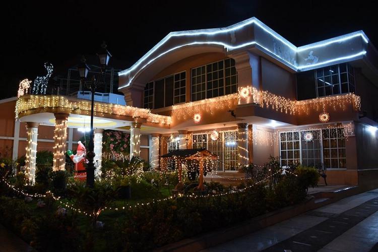 La Navidad se vive intensamente en diferentes hogares de Portoviejo