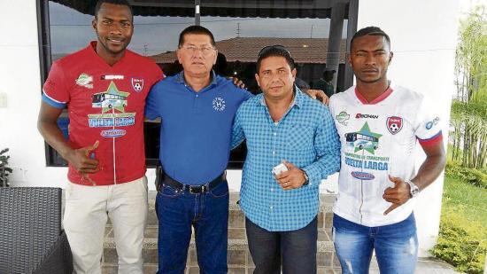Colón FC se refuerza