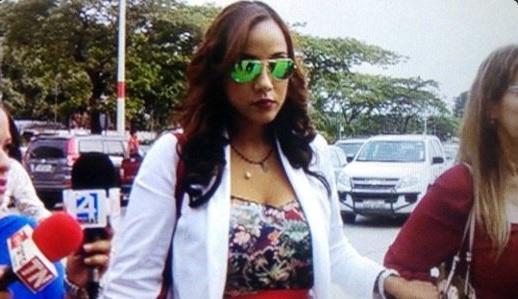 Resultado de imagen para ex jueza de ecuador