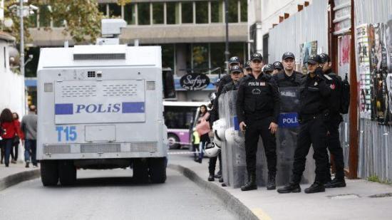 Turquía detiene a ocho supuestos miembros del Estado Islámico