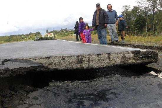 Principales catástrofes naturales que se registraron en el mundo durante el 2016