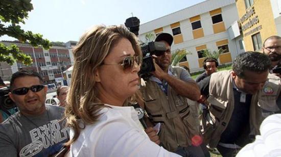 A prisión la esposa del embajador griego en Brasil por crimen del diplomático