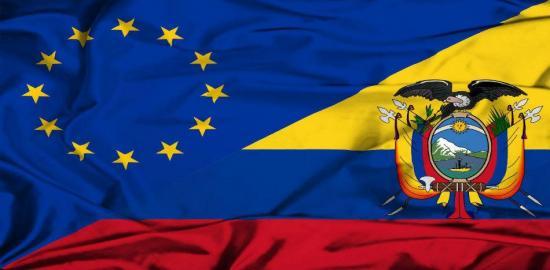 Entra en vigor el acuerdo comercial entre la Unión Europea y Ecuador