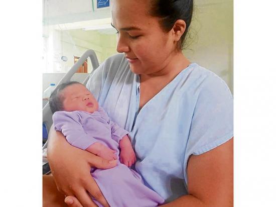 Hospital Verdi Cevallos atendió 3.098 partos en el año 2016