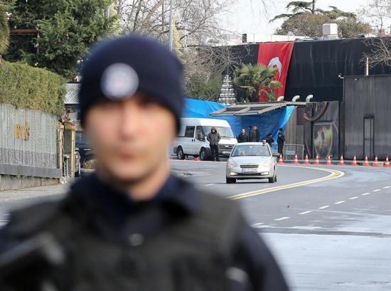 Al menos 39 muertos en el atentado contra un exclusivo club en Estambul