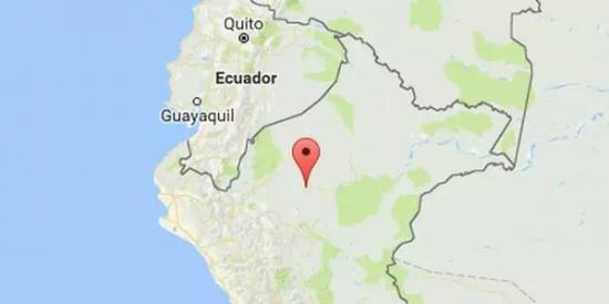 Un sismo de magnitud 5,8 se registra en la Amazonía del Perú